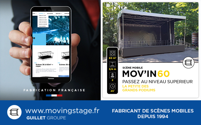 Visuel Moving Stage